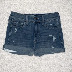 ☀️OFFERS?☀️ Hollister Jean Shorts